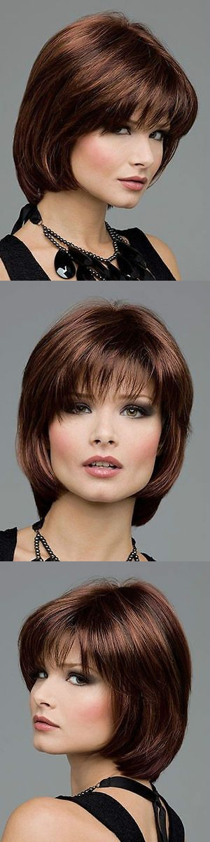 Other Extensions and Wigs: Haley Monofilament Wig By Envy *You Pick Color * New In Box With Tags BUY IT NOW ONLY: $202.95