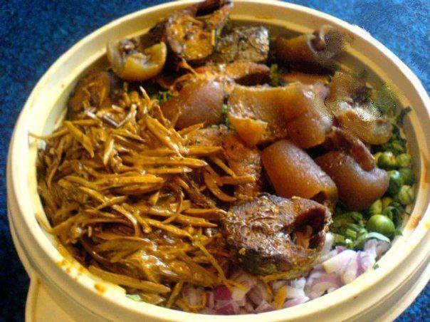 Healthy Ways To Eat Nigerian Food