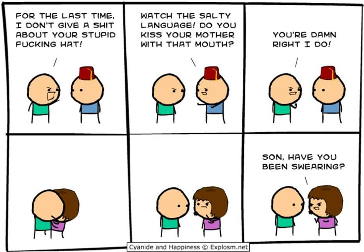 cyanide and happiness depressing comic week | Cyanide and Happiness Depressing Comic Week
