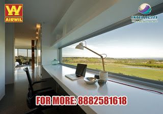 Airwil Intellicity: 175 sq.ft. Commercial Office Space in Noida Extension @9.09lakh