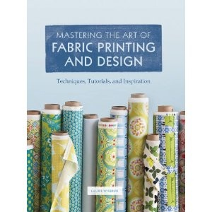 I do believe I want this book -- if Laurie Wisbrun is willing to share her design tricks I will read!