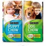 WOW! Here is a very high value Buy 1 Get 1 FREE Purina Dog or Puppy Chow Coupon that's available to print - a $6.50 value! Print this coupon quickly if you're interested, I doubt it will last long.