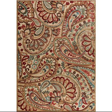 jcp | Nourison® Paisley Charm Hand-Carved Rectangular Rug