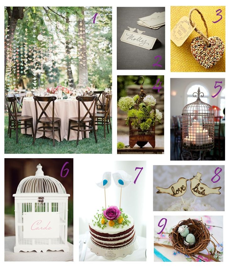 1000+ ideas about Nature Wedding Themes on Pinterest ...
