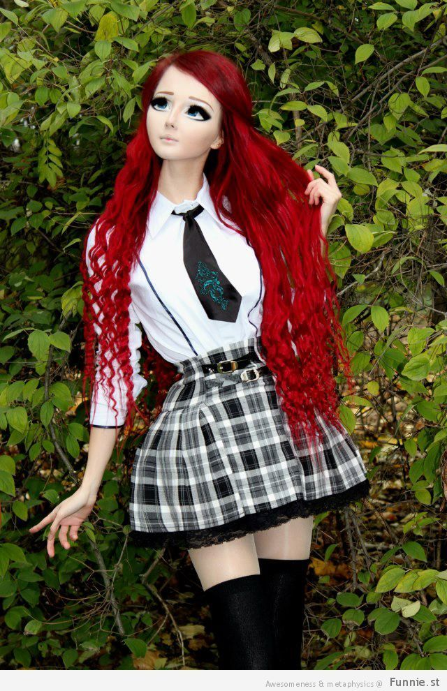 Anastasiya Shpagina | real life anime | Pinterest | Girls ...