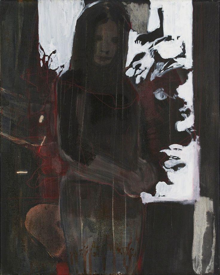 Lisa Brice, Untitled (Well Worn 1), 2014, Goodman Gallery