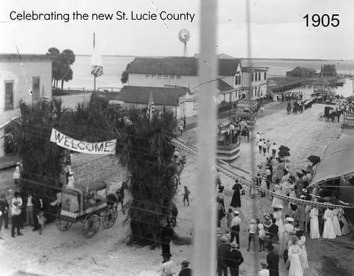 1905 Downtown Ft.Pierce