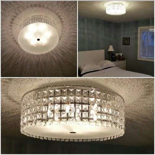 Bazz Gatsby 6 light flush mount Stunning!!  Costco Canada online