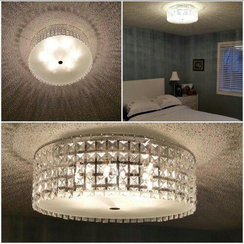 Bazz Gatsby 6 light flush mount Stunning!!  Costco Canada online