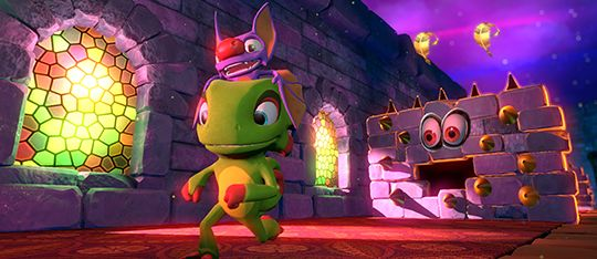 Yooka-Laylee PS4 Game Review
