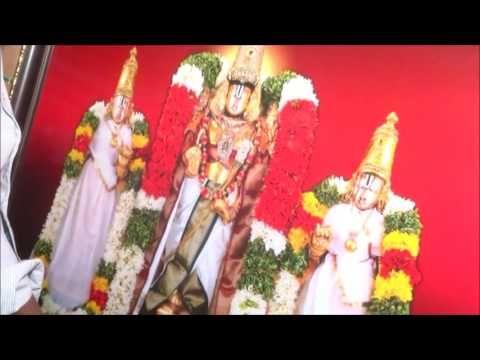 Venkateswara Swamy Vigraha Prathista 1