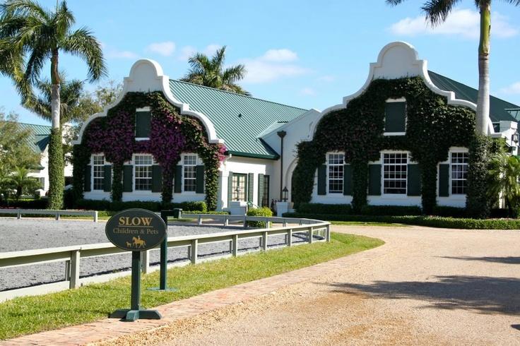 Horse Barns In Wellington Barns Pinterest Stables