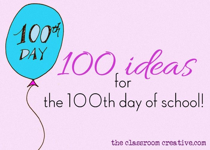 1000 images about 100th day of school on pinterest for 100th day of school decoration ideas