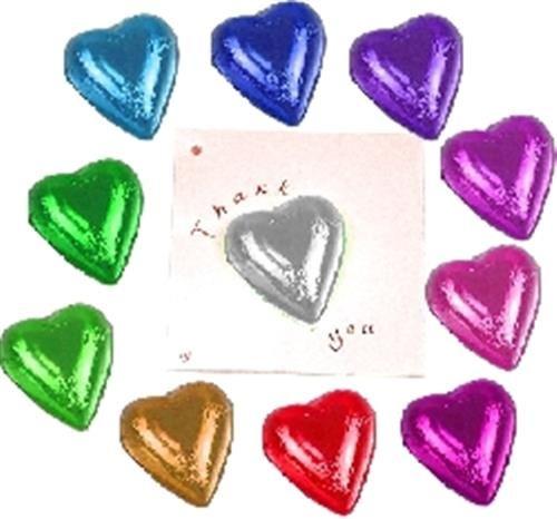 Chocolate Thank You Heart Card