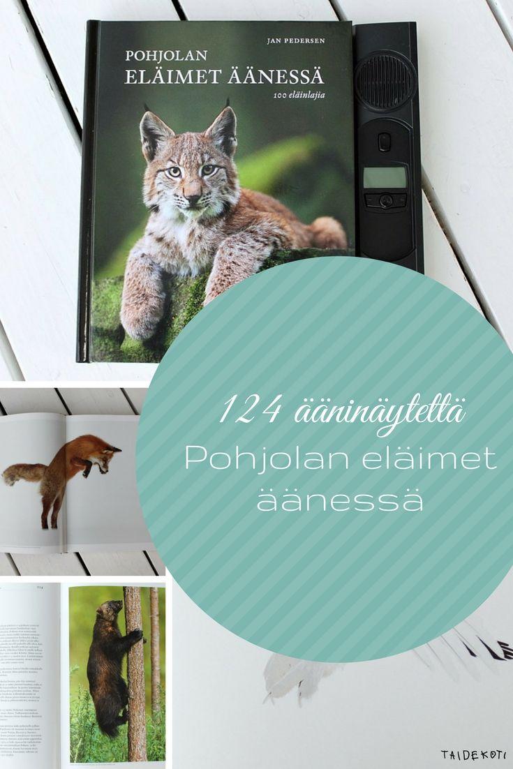 Jan Pedersen: Pohjolan eläimet äänessä (Tammi 2017)