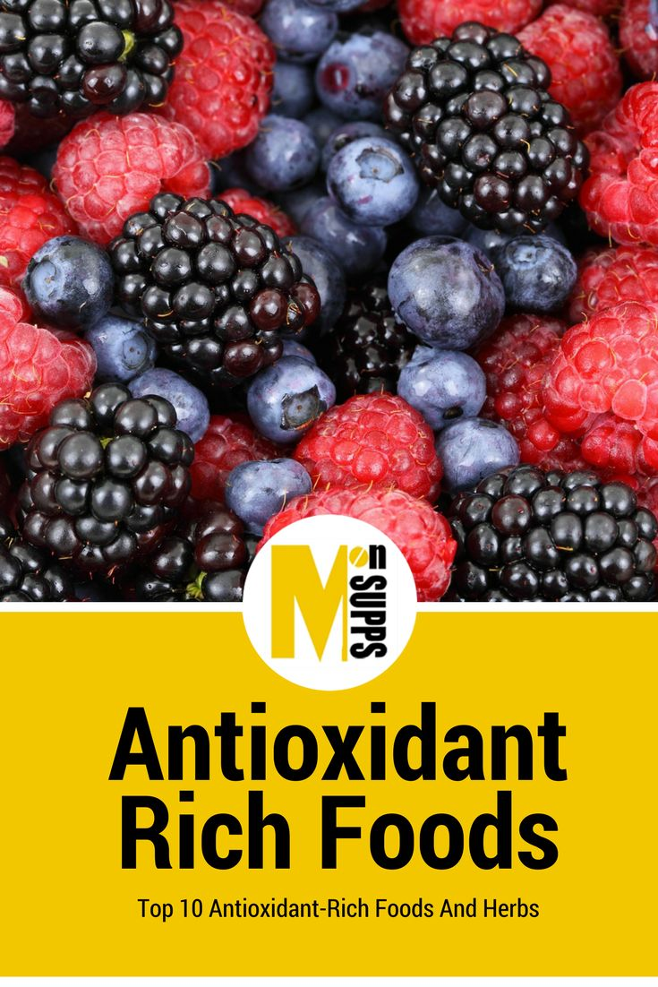 Antioxidants are special substances that can help prevent