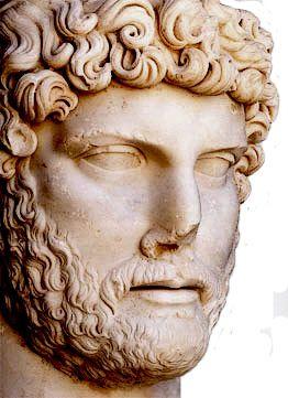 Romano Impero: ADRIANO