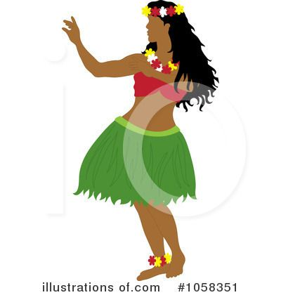 25 best hula images on pinterest hula dancers clip art and rh pinterest com Luau Clip Art hula dancer clipart free