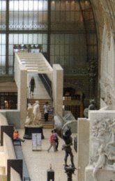Musée d'Orsay: Bienvenue au musée d'Orsay in Paris