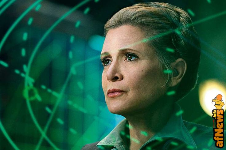 No, niente principessa Leia in Star Wars 9... - http://www.afnews.info/wordpress/2017/04/15/no-niente-principessa-leia-in-star-wars-9/
