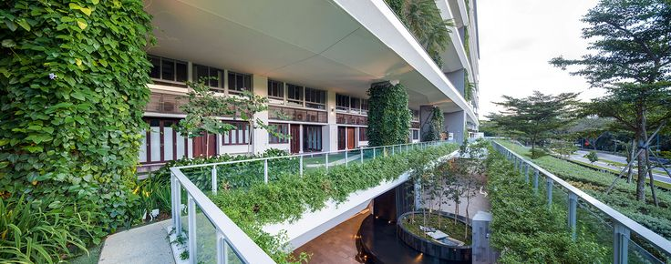 Gallery of Jardin / DP Architects - 10