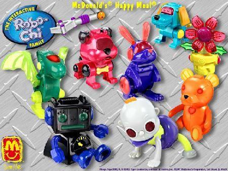 Mcdonald S Robo Chi Pets Pop Culture Pinterest Pets