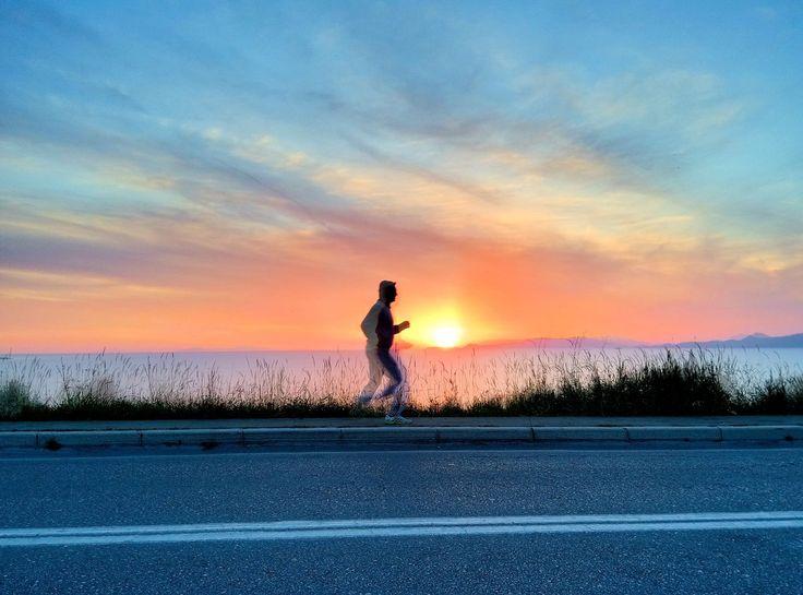 ghost runner - Monte Smith