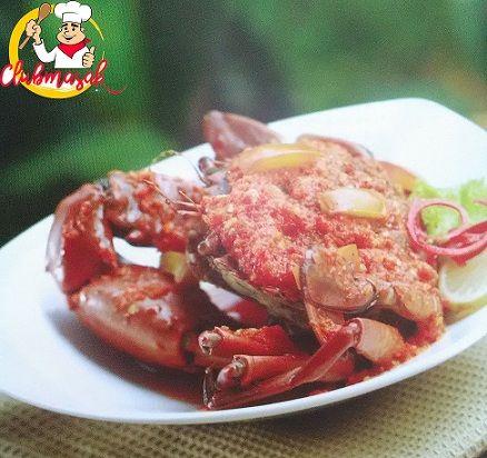 Resep Kepiting Saus Padang, Resep Masakan Serba Tumis, Club Masak