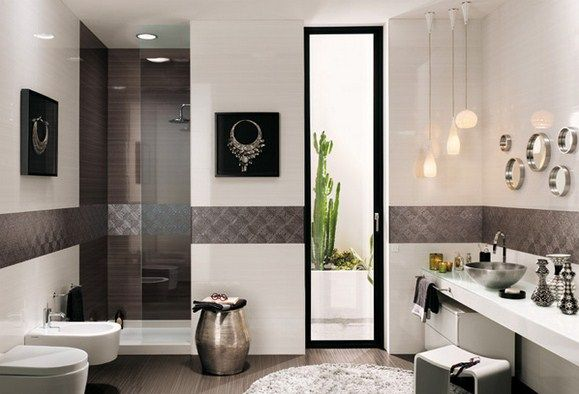 Follow These Decorating Strategies For An Ideal contemporary bathrooms