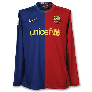 Nike 08-09 Barcelona Shirt Home L/S 08-09 Barcelona Shirt Home L/S http://www.comparestoreprices.co.uk/football-shirts/nike-08-09-barcelona-shirt-home-l-s.asp