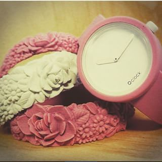 #obag #oclock #palermo #vincenzocusimanostyleoffice #o'bag #o'clock #pink #white #fullspot #accessories #flowers
