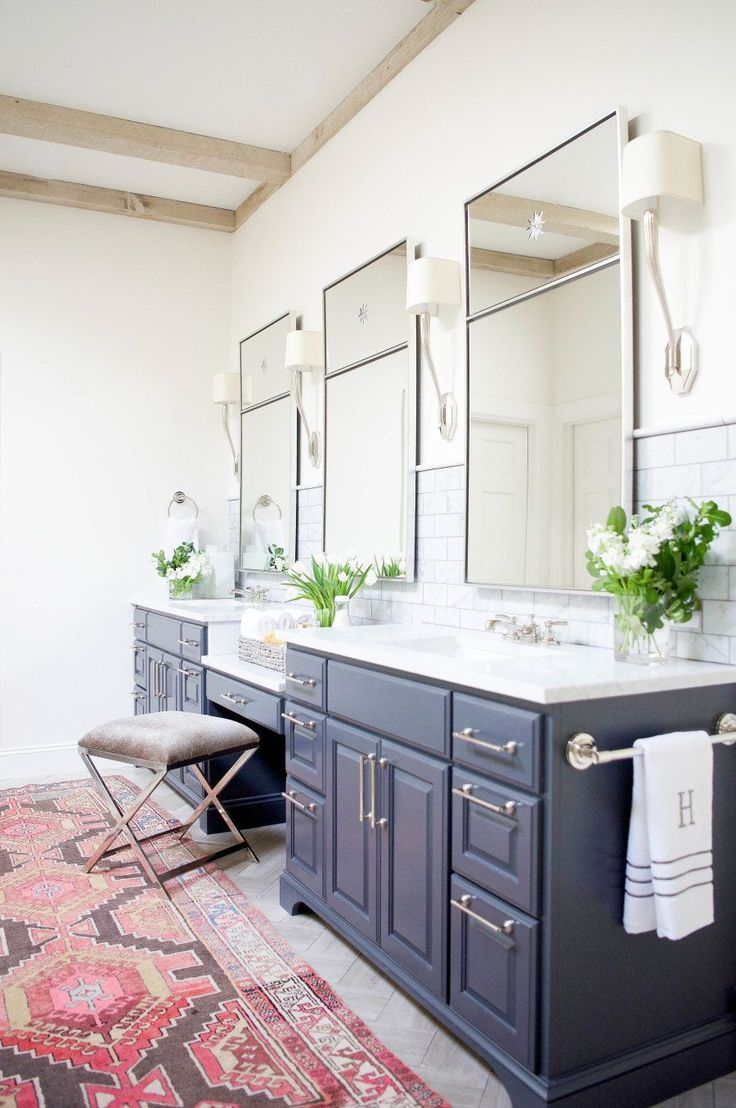 204 best Art Deco Bathrooms images on Pinterest | Art deco bathroom ...