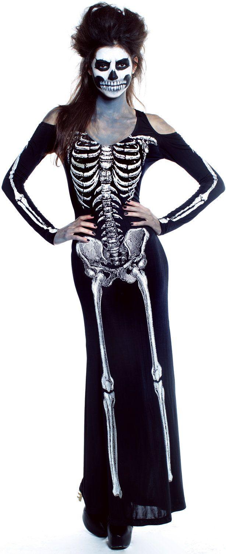 Bone Appetit Skeleton Adult Costume Skeleton Costumes - Mr. Costumes