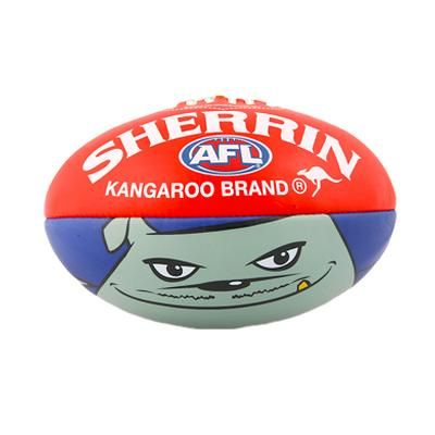 Western Bulldogs Football - Song PVC $19.95 Featuring Woofer!