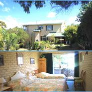 Apartment B & B Albany Central  Comfortable, private, affordable studio apartment fabulously located close to the harbour and town with friendly hosts. This apartment is private with its own guest entrance and private facilities but adjoins the main house and accommodates up to 3 people in a Queen bed and single bed.