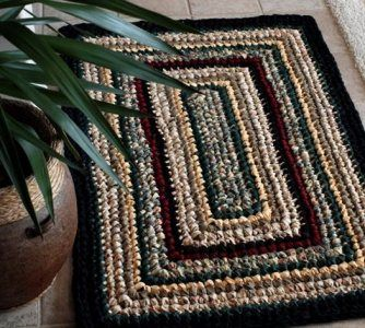 Custom Made Rag Rugs for Sale - Rag Rug Patterns, Supplies & Kits   Rags to Rugs by Lora