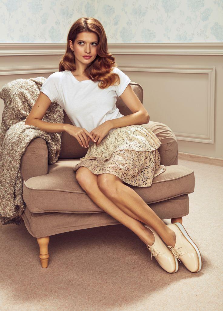 Basico Blouse / Giulia Skirt