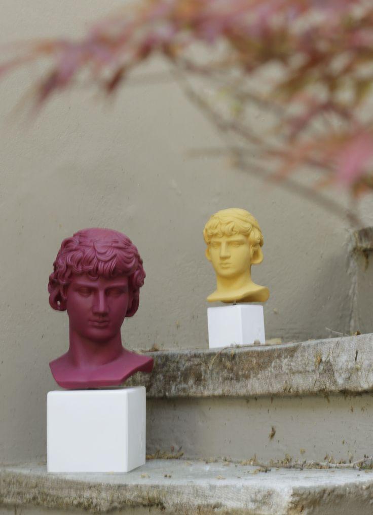 Antinous Raspberry and Saffron