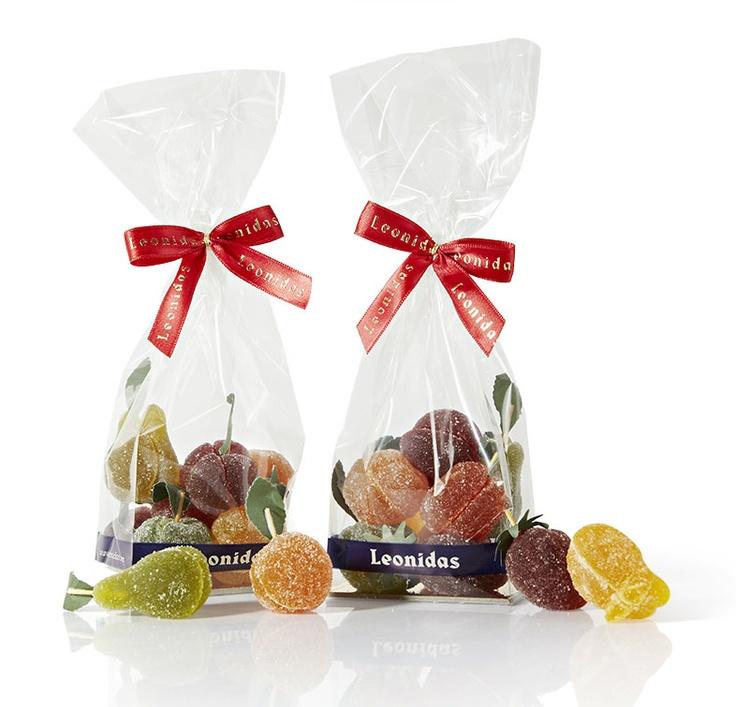 Marmeladipussi. Aidoista hedelmistä ja marjoista valmistetut Leonidaksen herkulliset marmeladit alk. 6,60 €. - Kaakaopuu