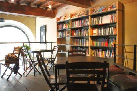 Ti do il voto ::: La tua opinione su quello che vuoi: Opinione 017 ::: Libreria Cafe La Cite