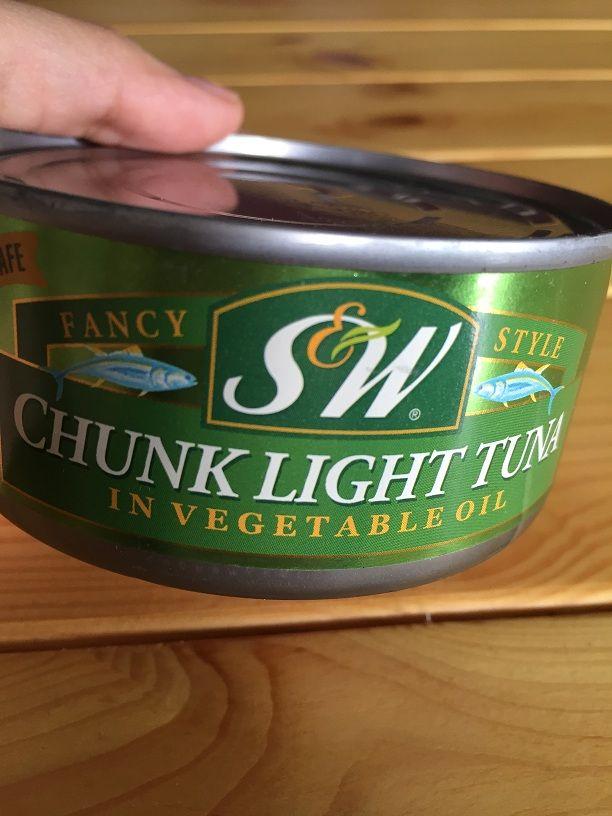 Chunk Tuna Kaleng
