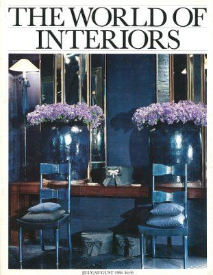 World Of Interiors Cover
