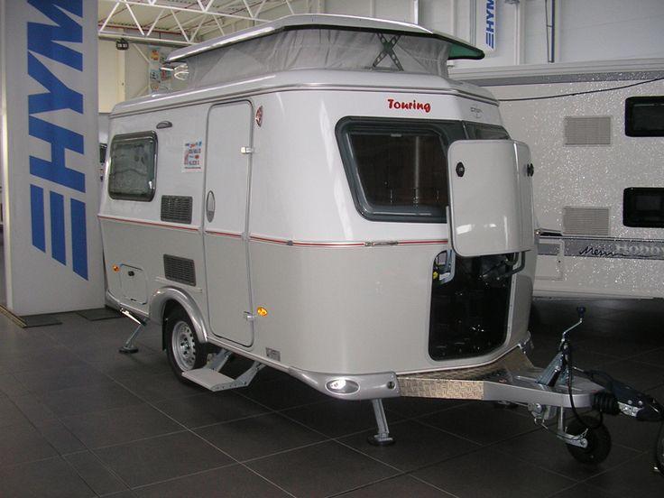 Caravana Hymer Eriba Familia 320