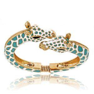 Kenneth Jay Lane Bracelet - Giraffe Turquoise Kenneth Jay Lane. $110.00