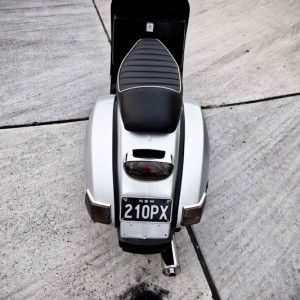 Vespa PX 200- from mild to slightly wild   S.S. Scooter Engineering