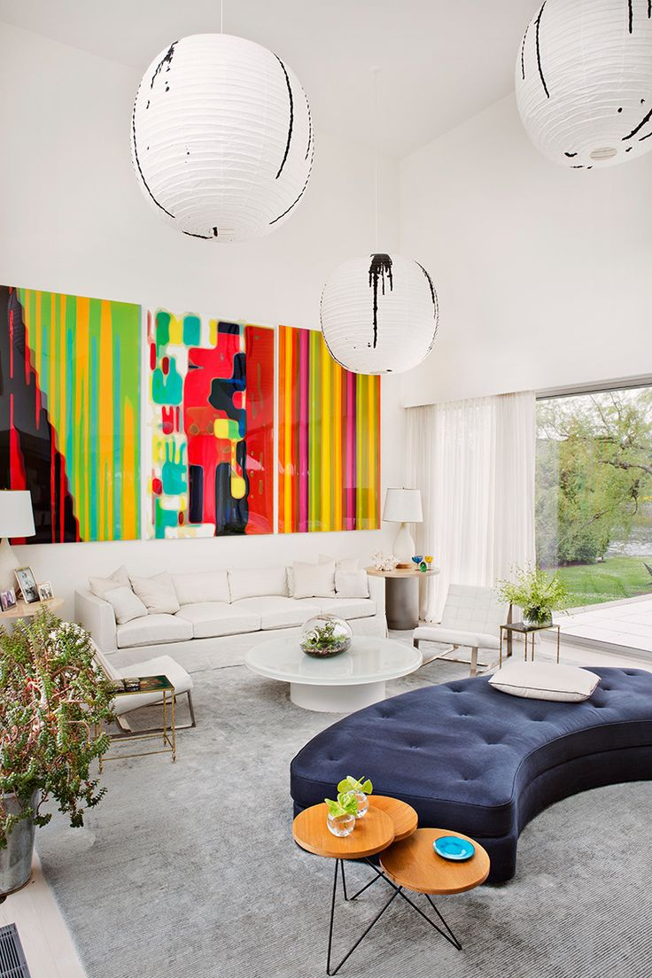 House in the Hamptons   designed by architect William T. Georgis