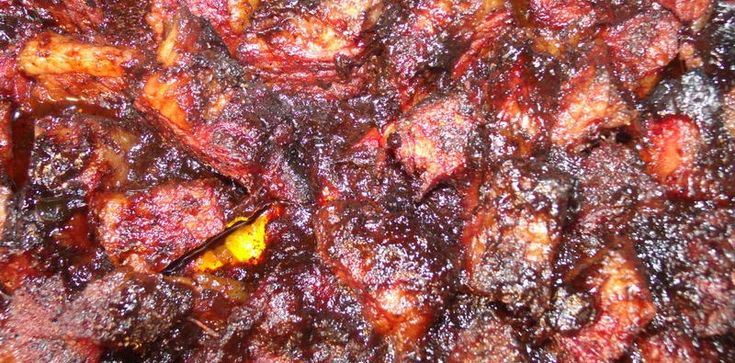 Burnt Ends and Tips pellet grill recipe BBQ smoker
