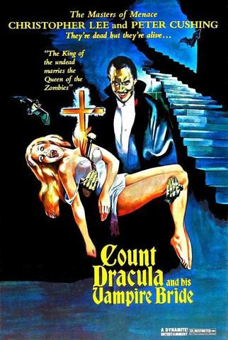 The Satanic Rites Of Dracula (1973) Hidden behind the door's of England's wealthiest manors are altars dedicated to the worship of Satan, the sites of hideous black mass rituals. These twisted scenes
