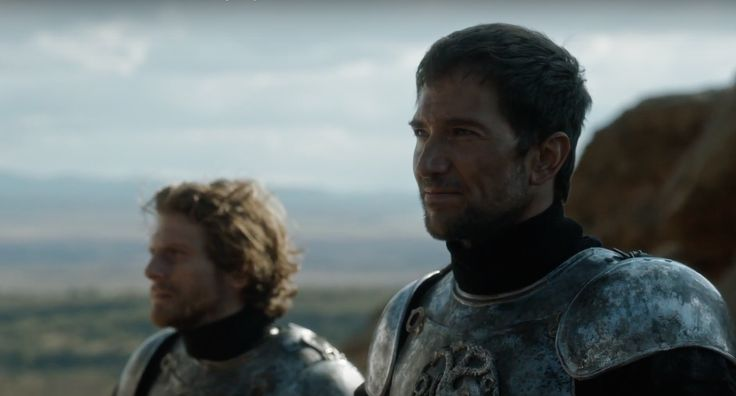 Ser Gerold Hightower (Eddie Eyre) and Ser Arthur Dayne (Luke Roberts) Game of Thrones. ASOIAF. Ser Arthur Dayne, the Sword of the Morning, the deadliest of King Ayres' Kingsguard, a close friend of Prince Rhaegar Targaryen. The greatest swordsman of his generation, perhaps of all time. GRRM has said that with standard swords Arthur and Ser Barristan Selmy would be evenly matched, but with his own sword in hand, Arthur could beat Barristan in a sword fight. Game of Thrones. ASOIAF