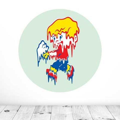 Best Glenn Jones Art Wall Decals Mural Dots Images On - Wall decals nzkiwiana decals